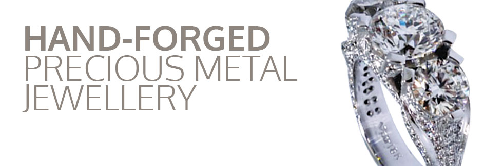 Hand Forged Precious Metal - Hand Forged Precious Metal