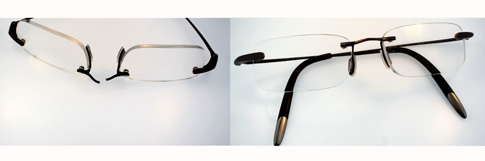 We Repair Glasses Frames